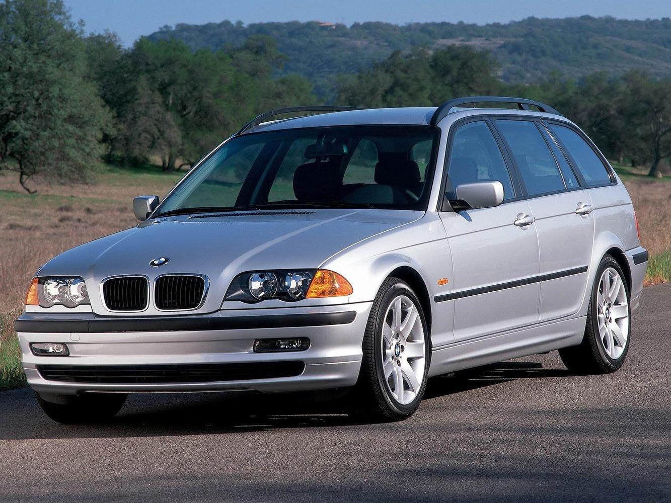 универсал BMW 3er