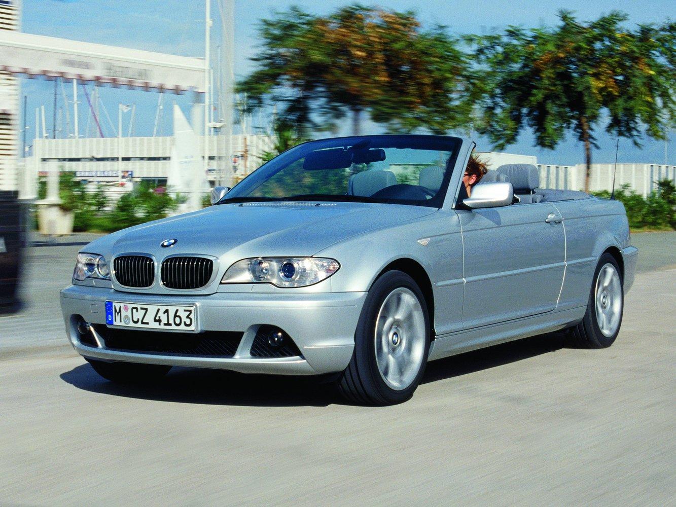 кабриолет BMW 3er