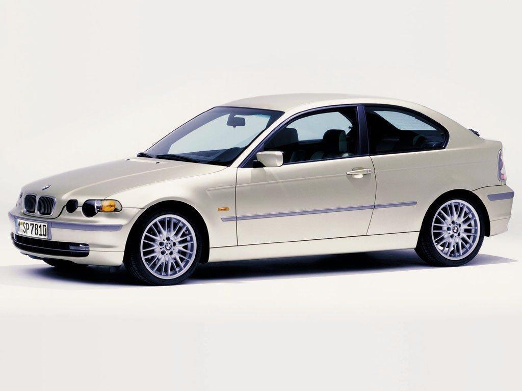 хэтчбек 3 дв. BMW 3er