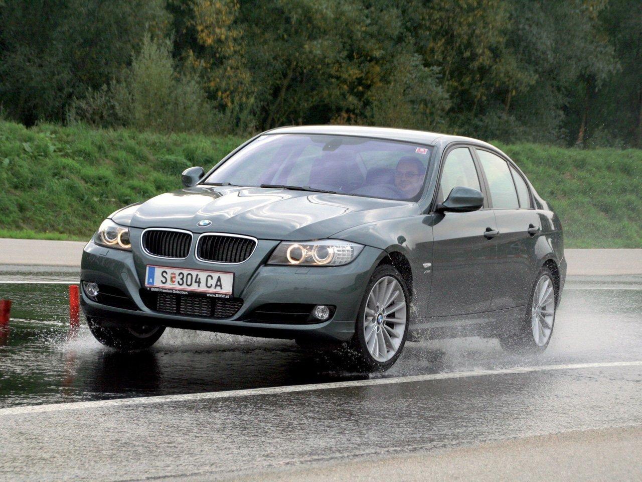 седан BMW 3er