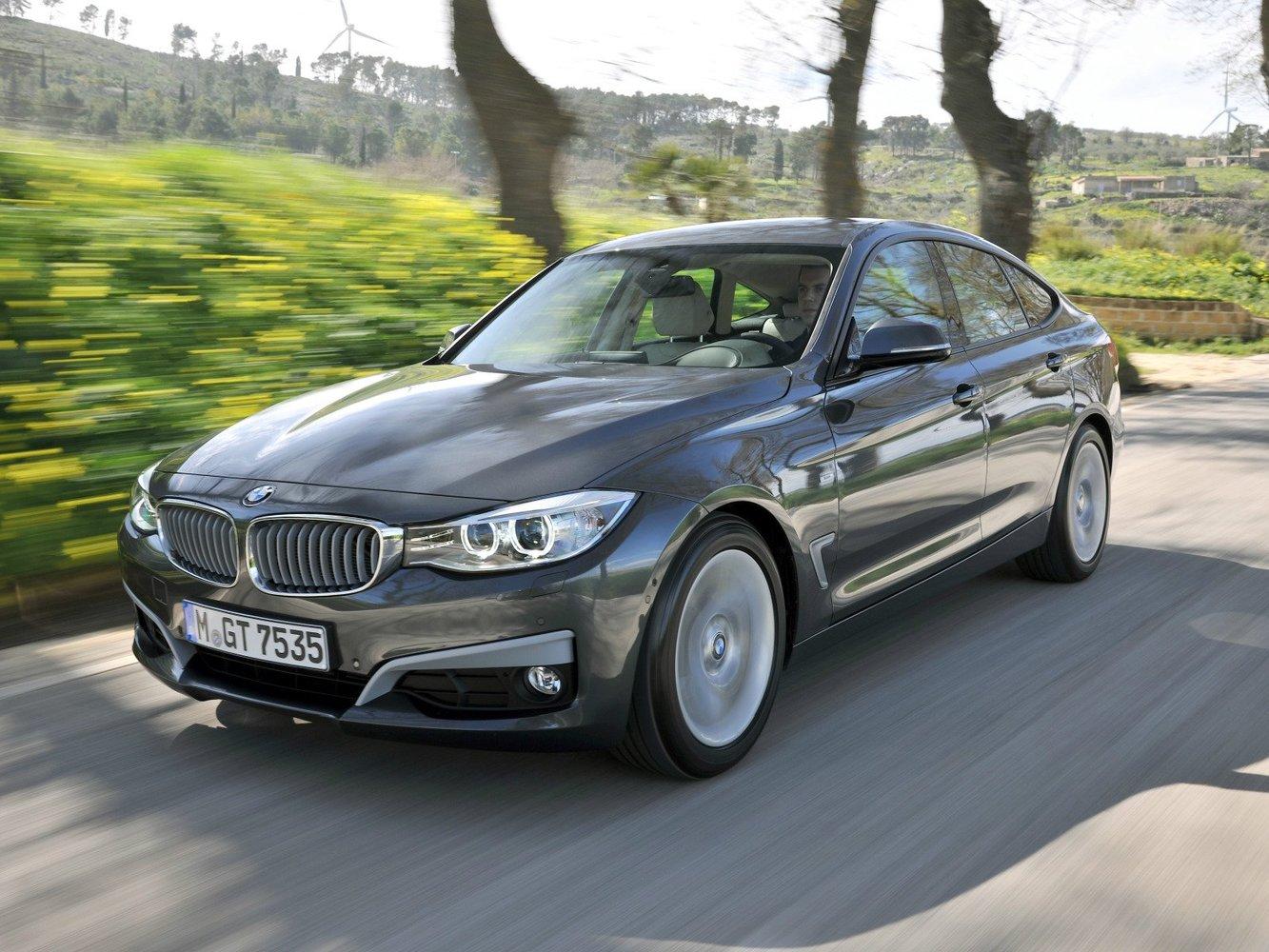 хэтчбек 5 дв. Gran Turismo BMW 3er