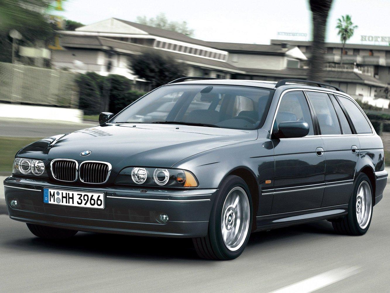 универсал BMW 5er