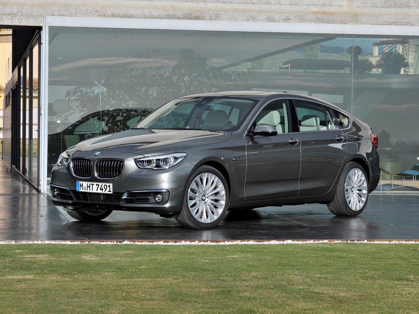 хэтчбек 5 дв. Gran Turismo BMW 5er