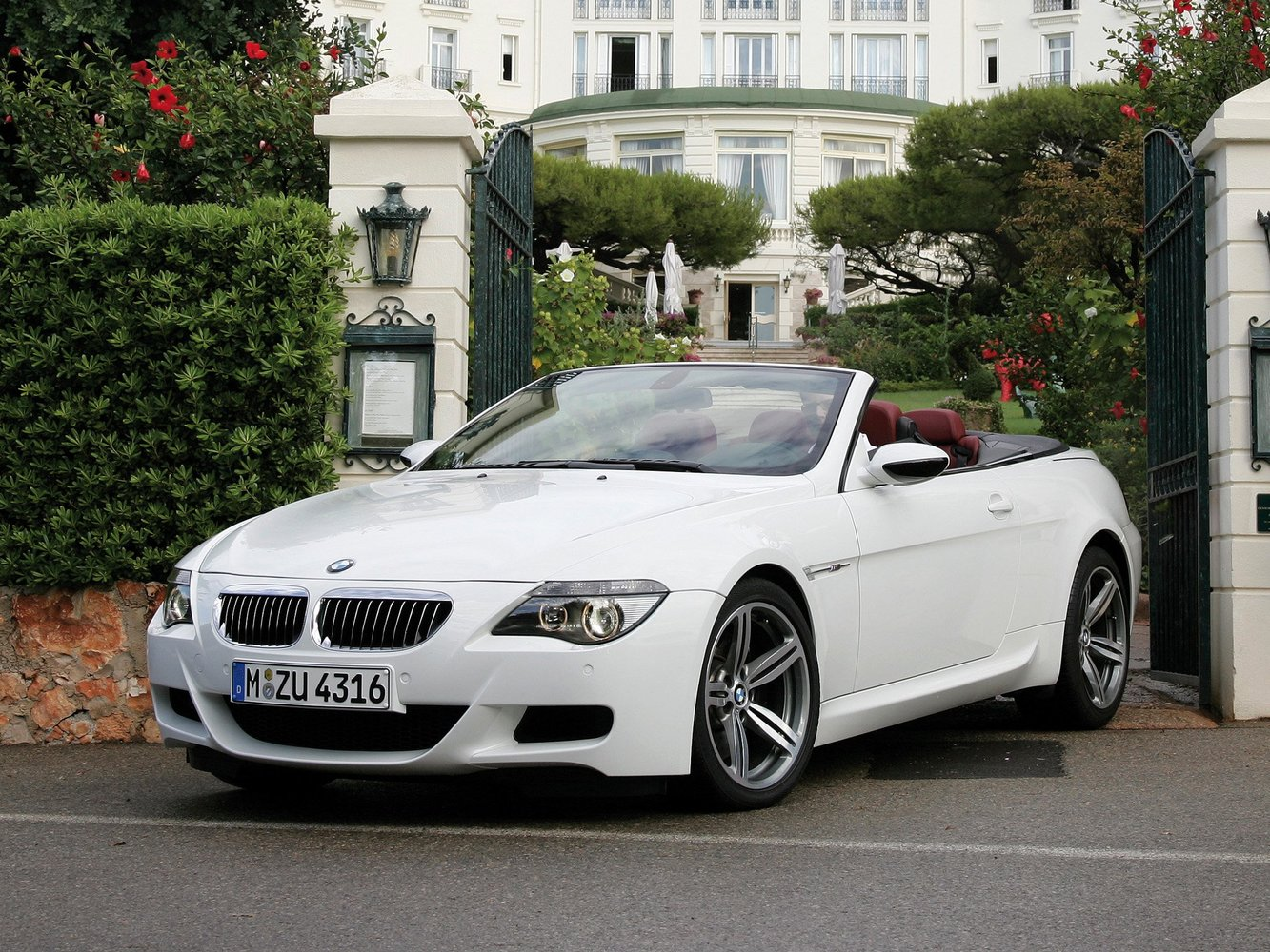 bmw BMW M6
