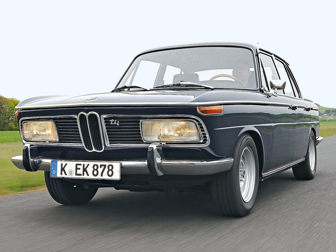 bmw BMW New Class