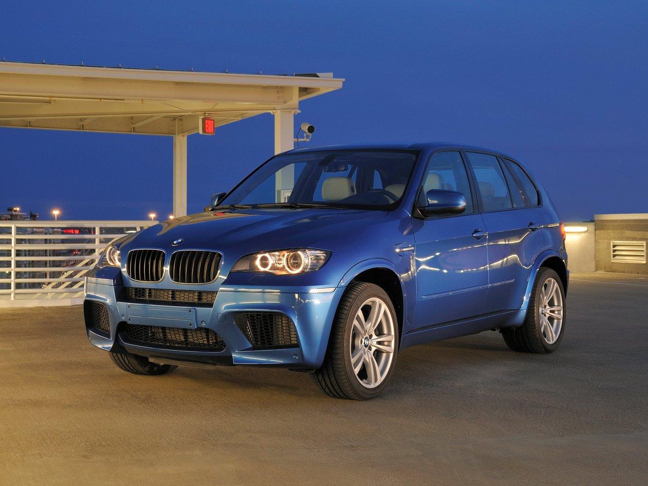 bmw BMW X5 M