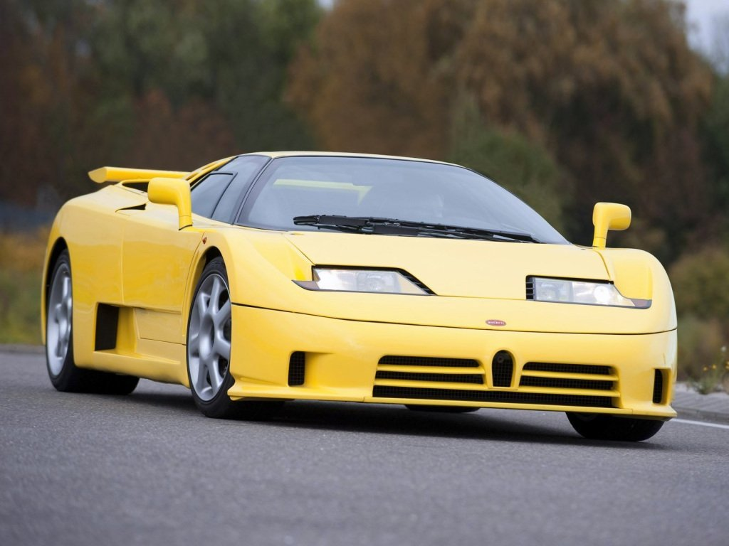 bugatti Bugatti EB 110