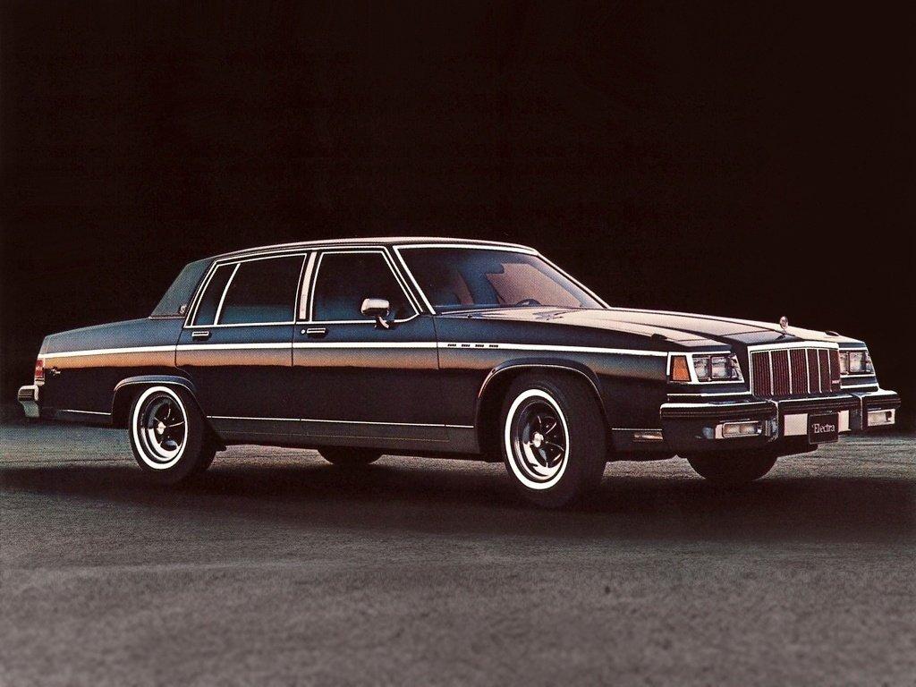 buick Buick Electra