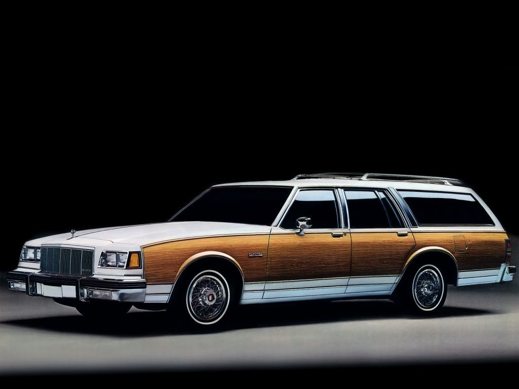 универсал Estate Wagon Buick Estate Wagon