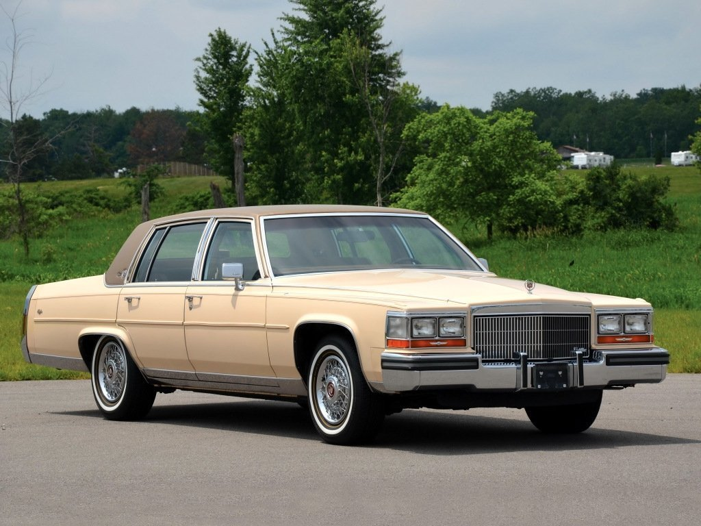 cadillac Cadillac Brougham