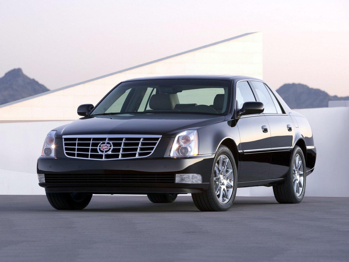 cadillac Cadillac DTS