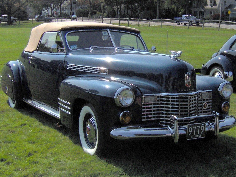 кабриолет Cadillac Series 62