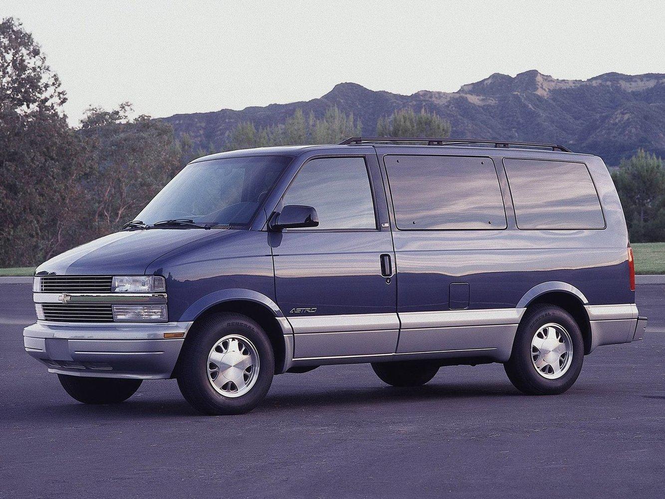 микроавтобус Chevrolet Astro
