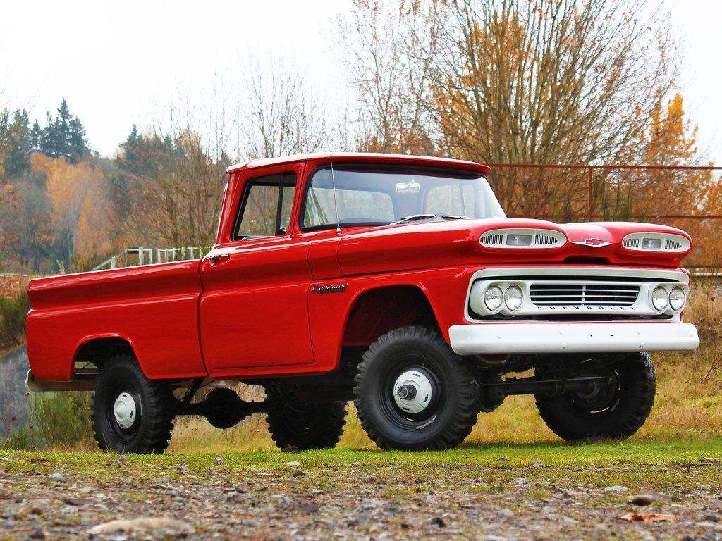 chevrolet Chevrolet C-10