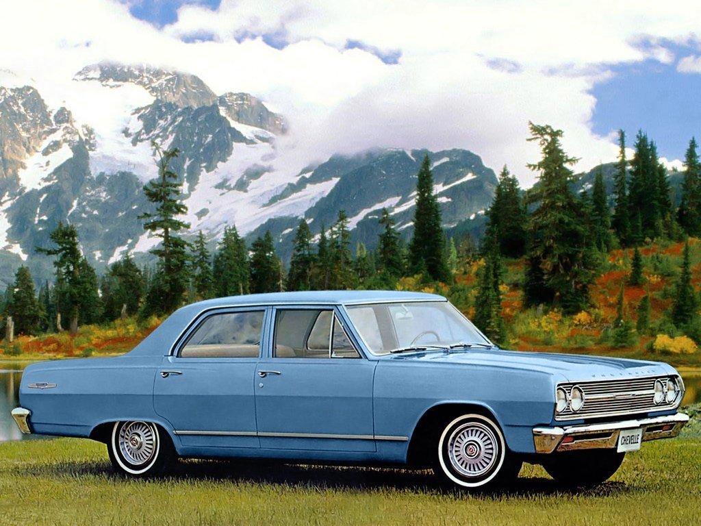 chevrolet Chevrolet Chevelle