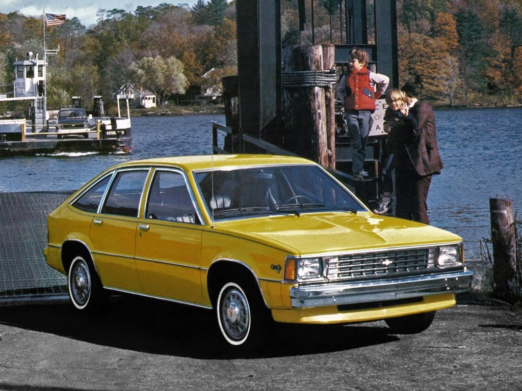 хэтчбек 5 дв. Chevrolet Citation