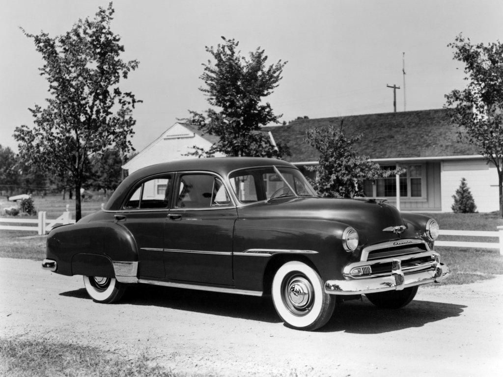 chevrolet Chevrolet Deluxe