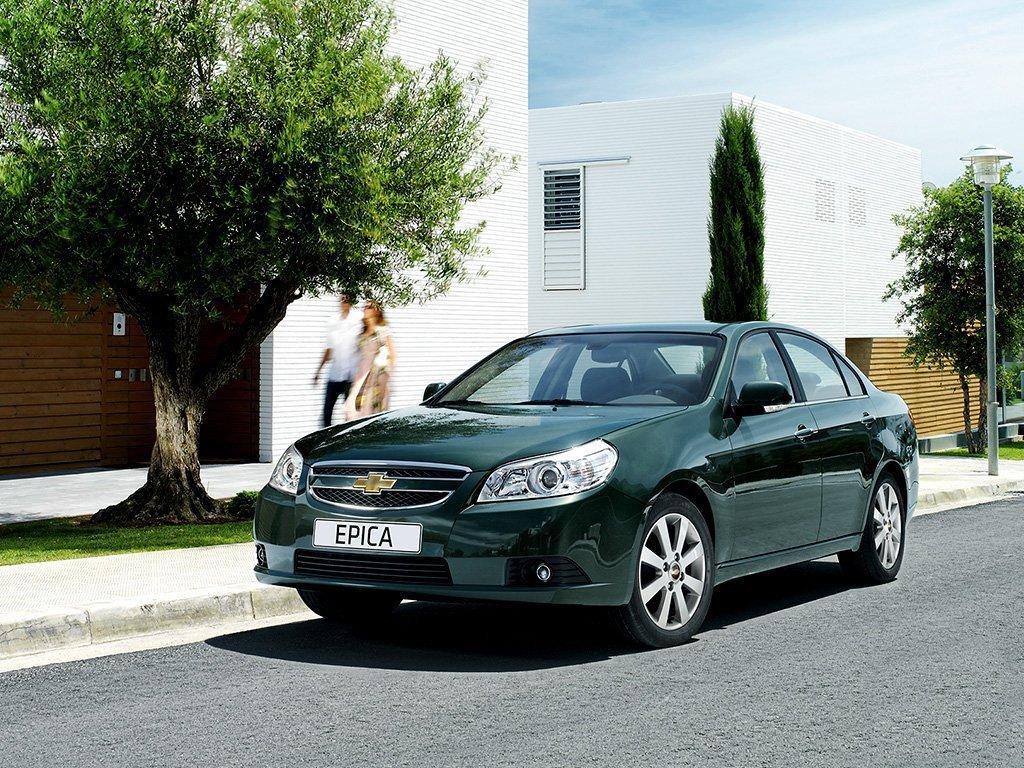 chevrolet Chevrolet Epica