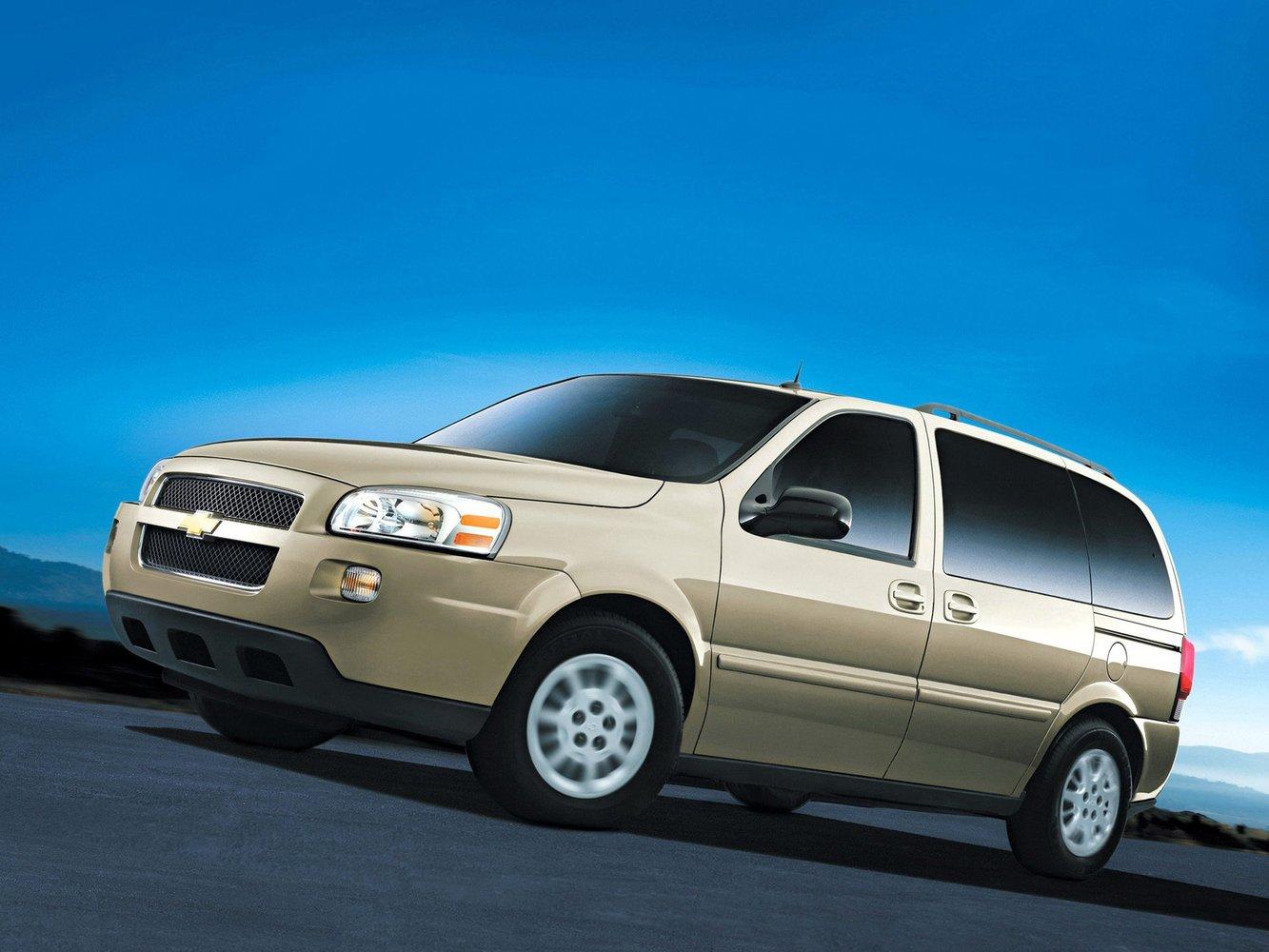 chevrolet Chevrolet Uplander