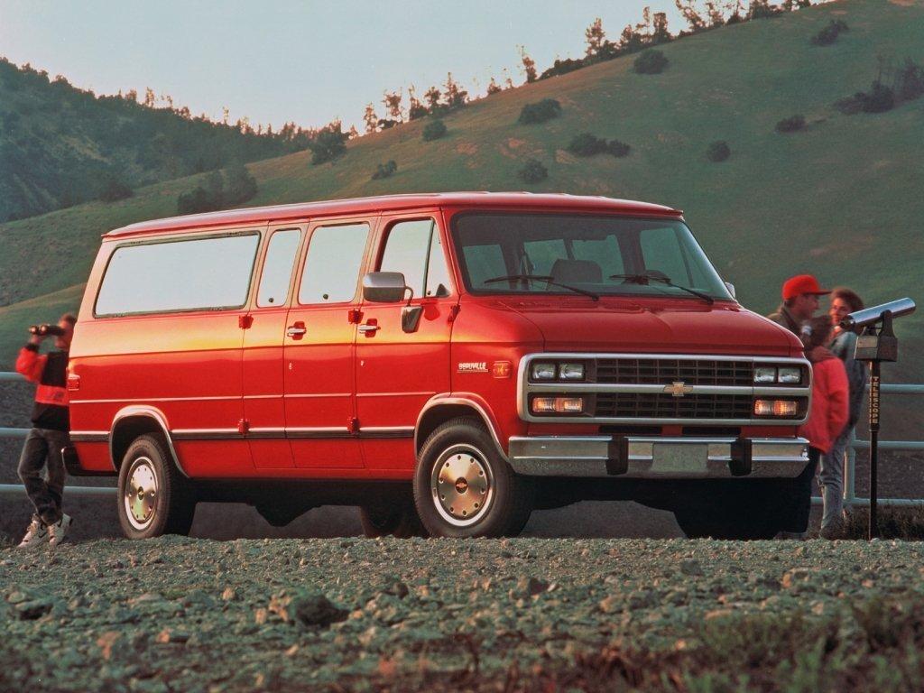 chevrolet Chevrolet Van