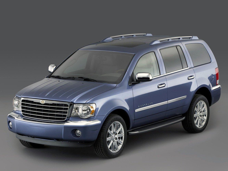 кроссовер Chrysler Aspen