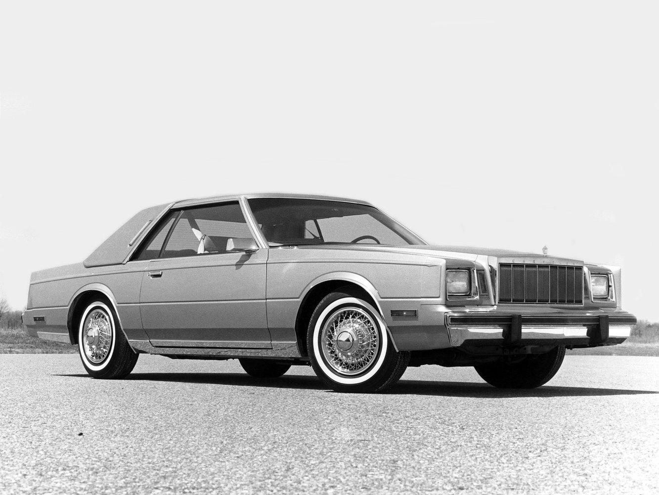 chrysler Chrysler Cordoba