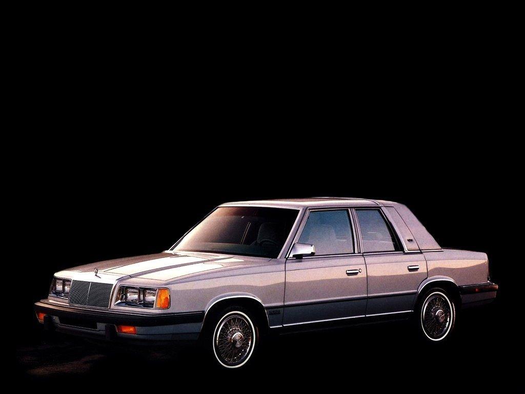 chrysler Chrysler Le Baron