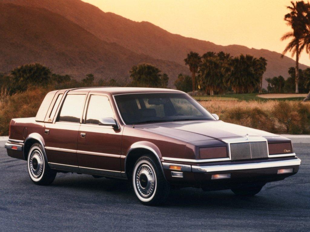 chrysler Chrysler NEW Yorker