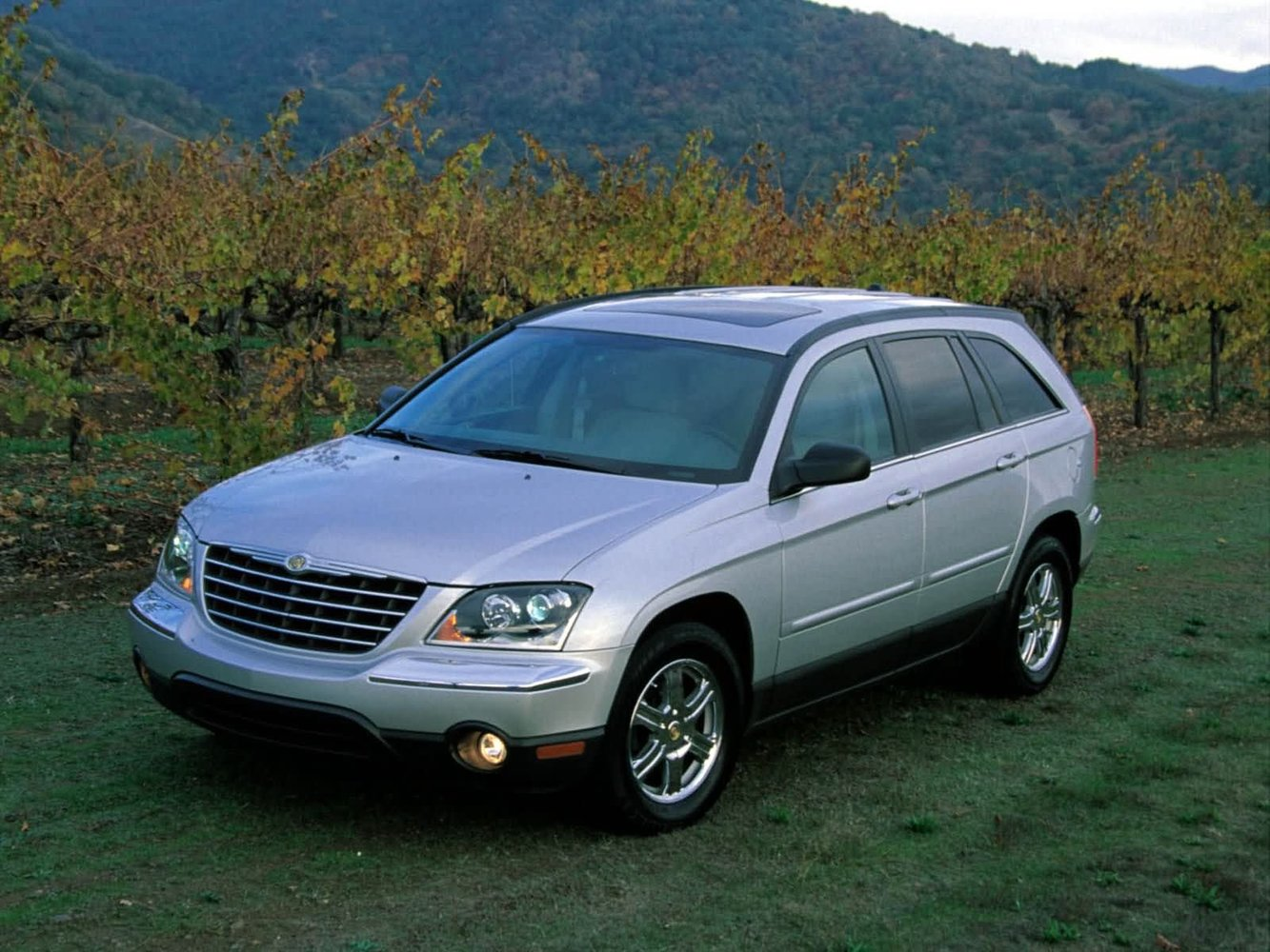 chrysler Chrysler Pacifica