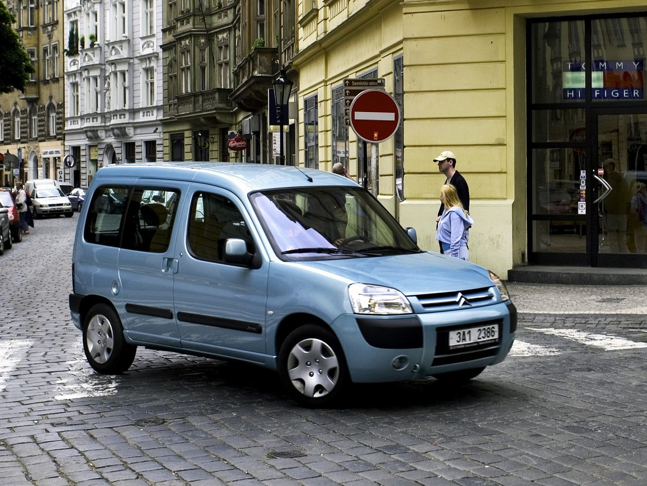 Citroen Berlingo 2002 - 2012