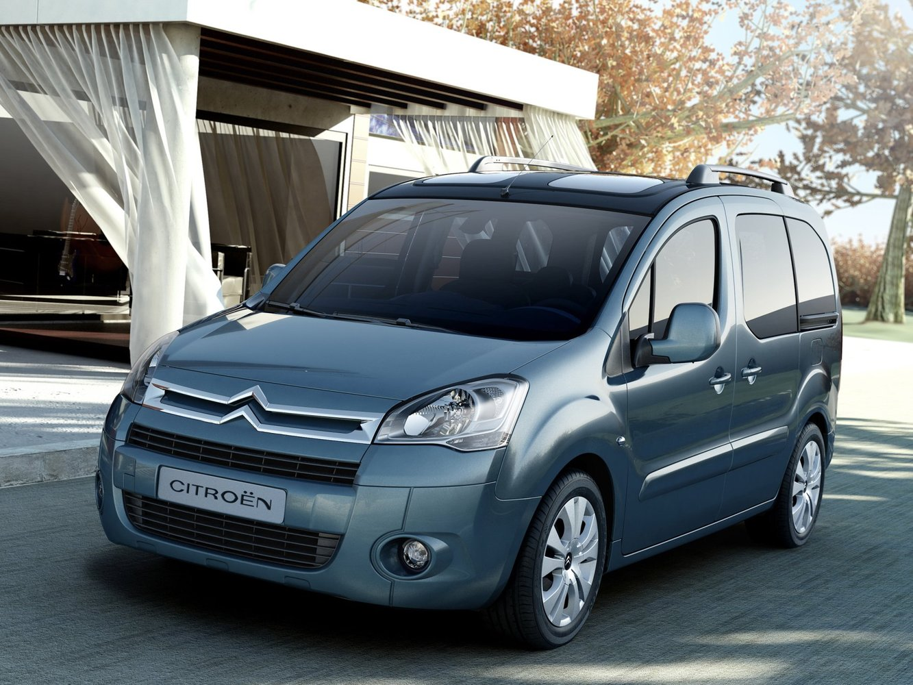 Citroen Berlingo 2008 - 2012