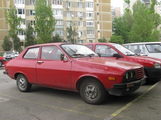 купе Dacia 1410