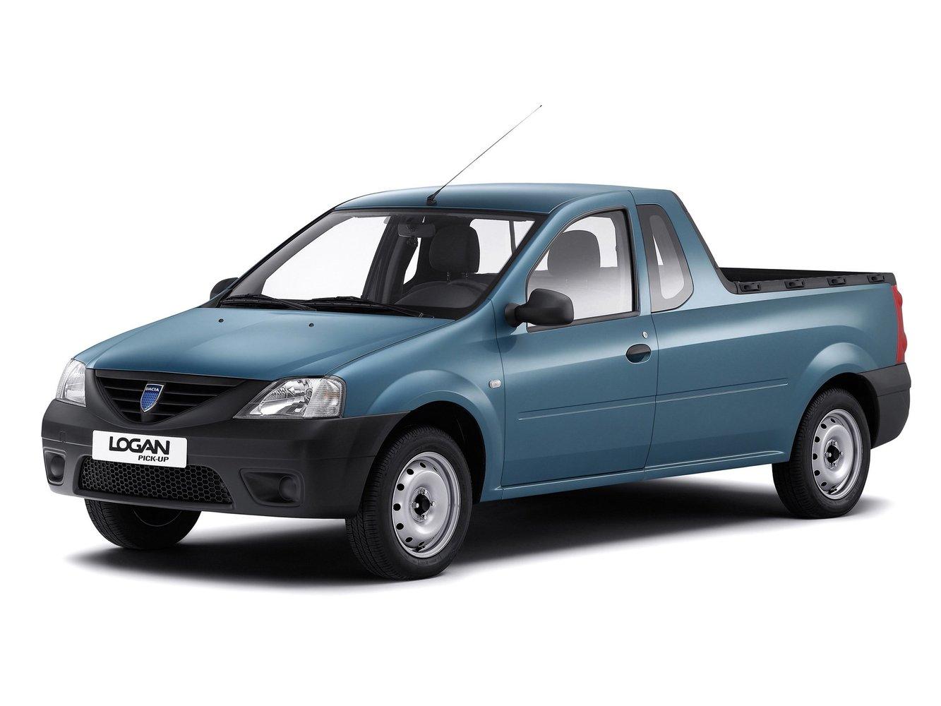 пикап Dacia Logan