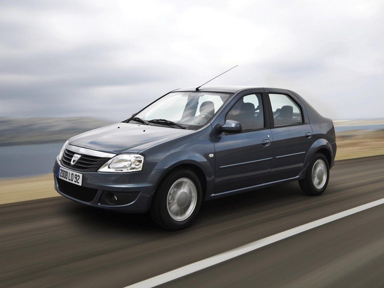 седан Dacia Logan