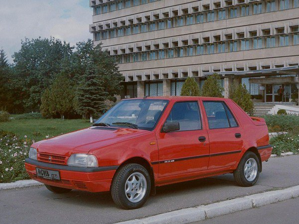 хэтчбек 5 дв. Dacia Nova