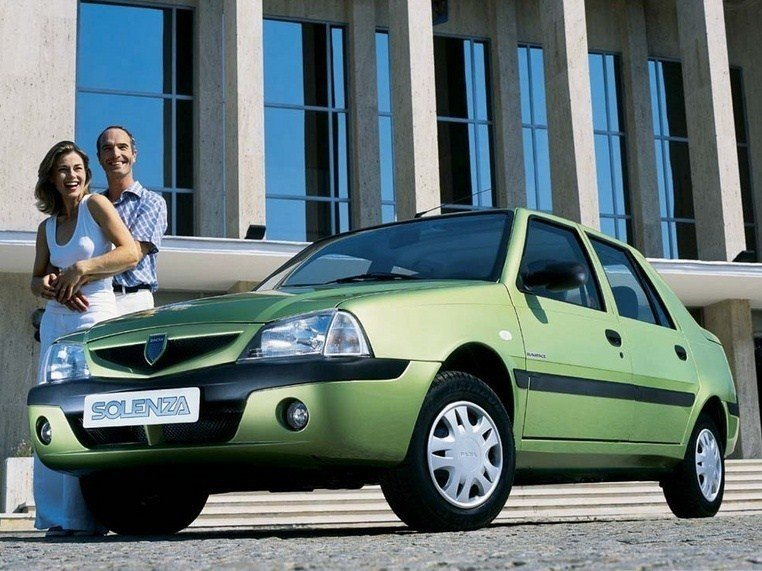 dacia Dacia Solenza