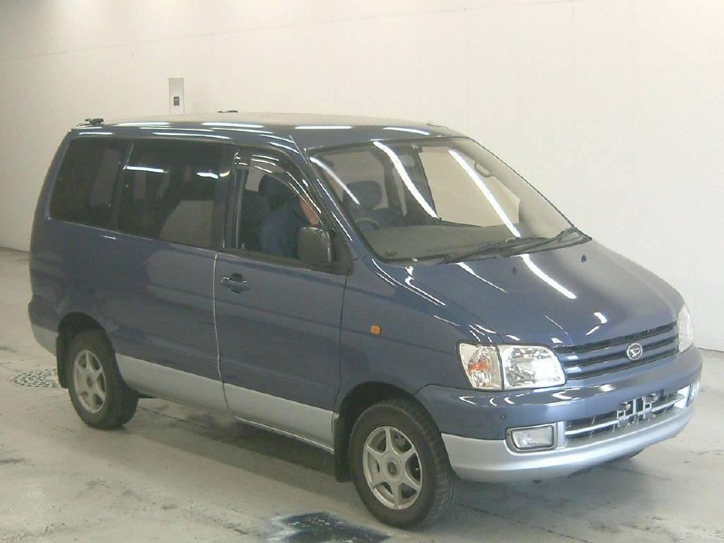 daihatsu Daihatsu Delta Wagon
