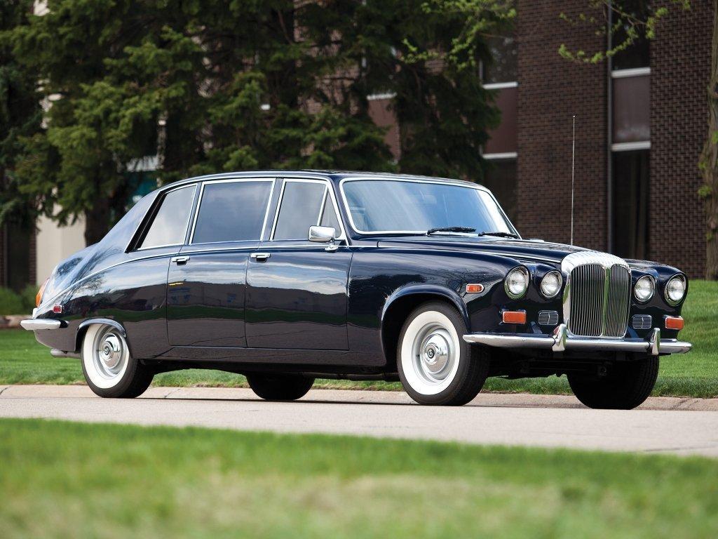 daimler Daimler DS420