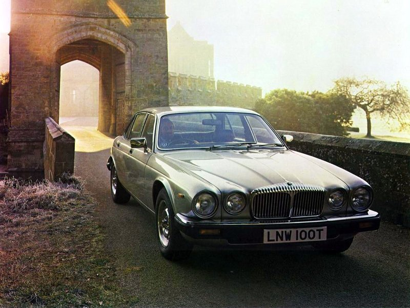 daimler Daimler Sovereign (XJ6)