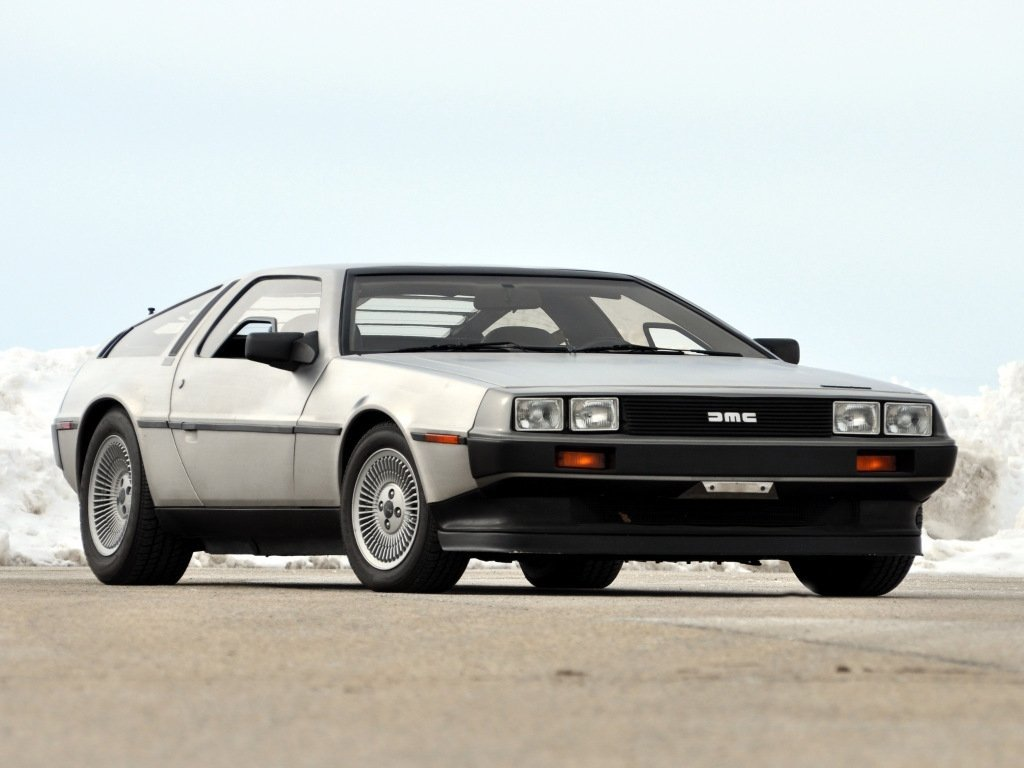delorean DeLorean DMC-12
