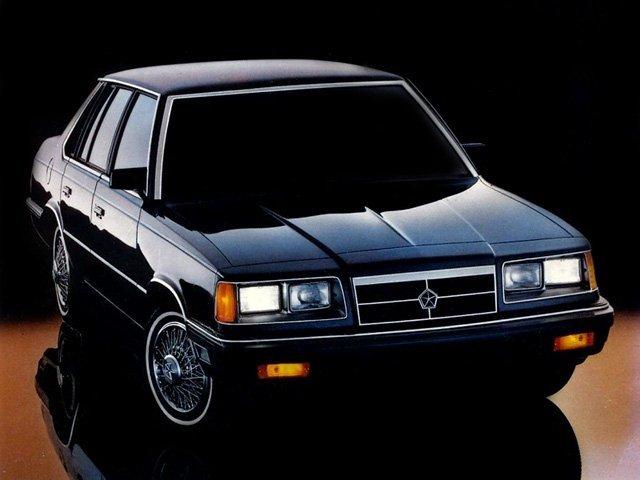 седан Dodge 600