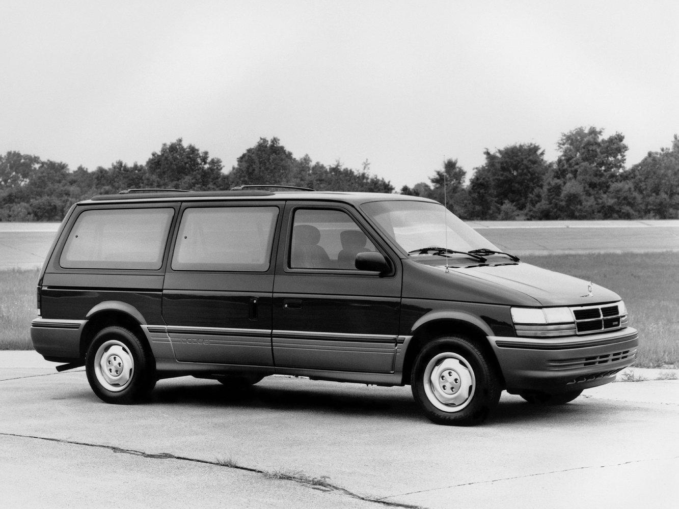 dodge Dodge Caravan