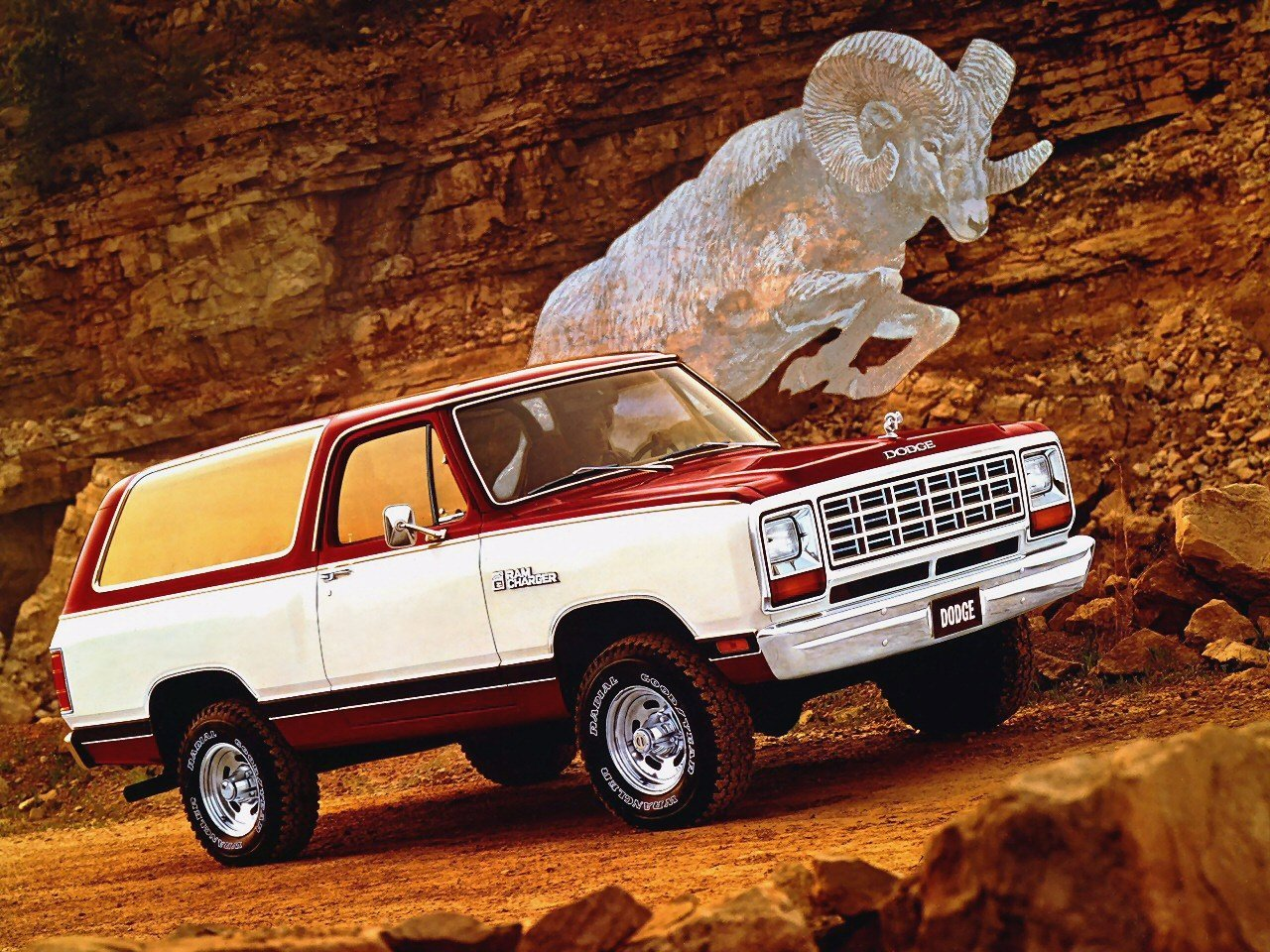 dodge Dodge Ramcharger