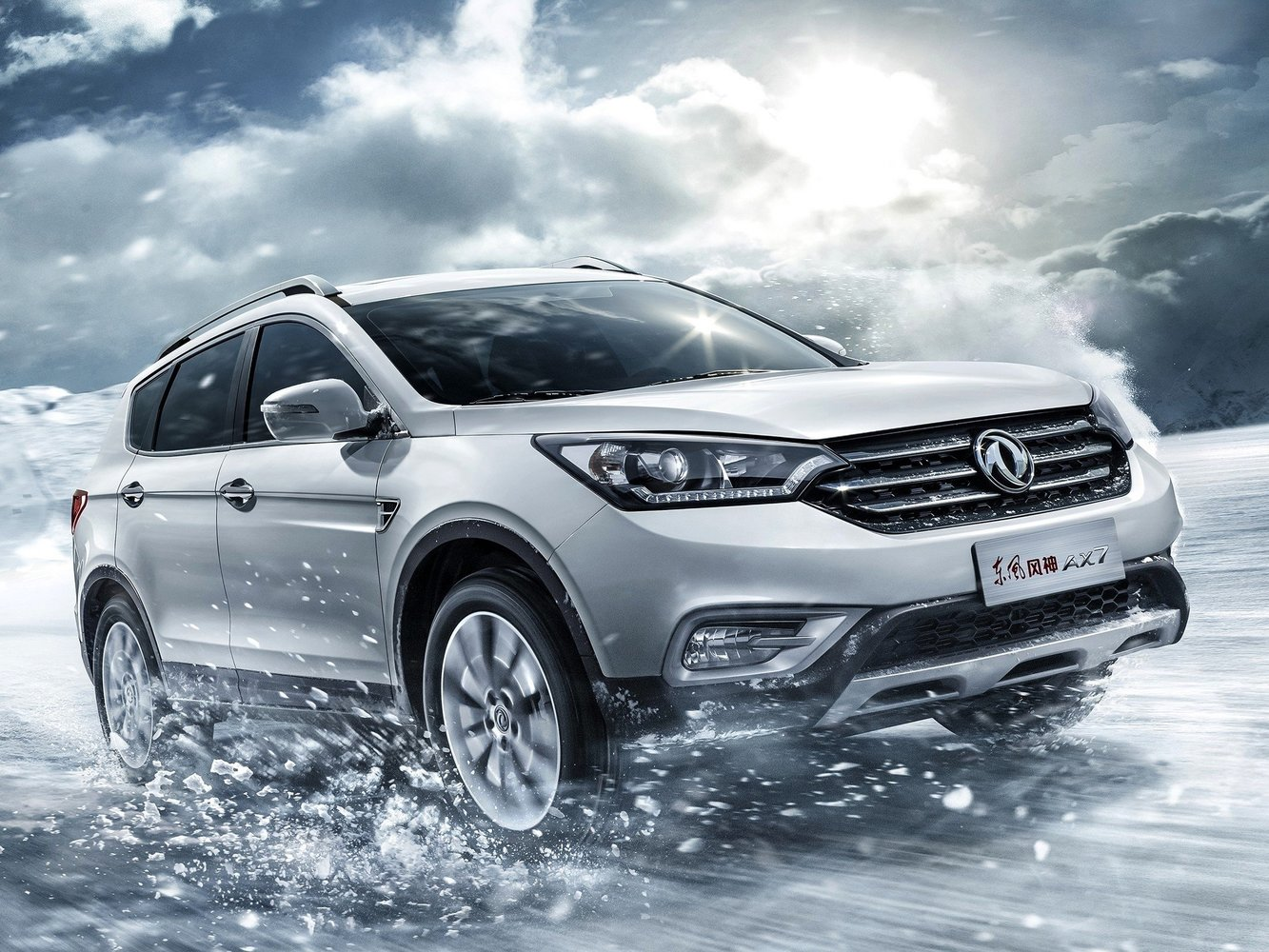 dongfeng DongFeng AX7