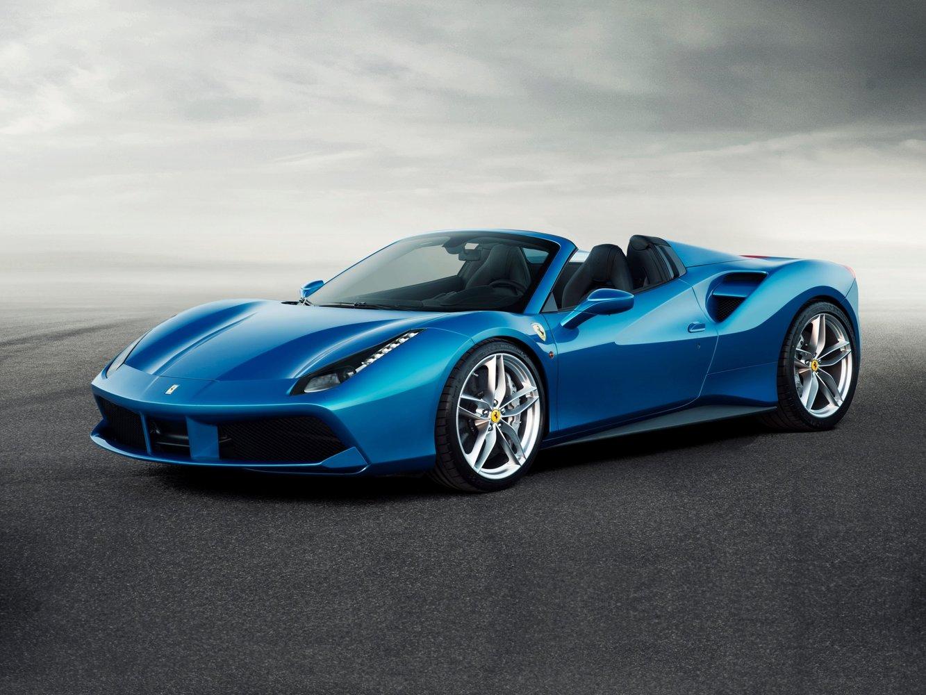 ferrari Ferrari 488