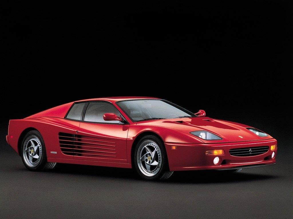 ferrari Ferrari 512 M