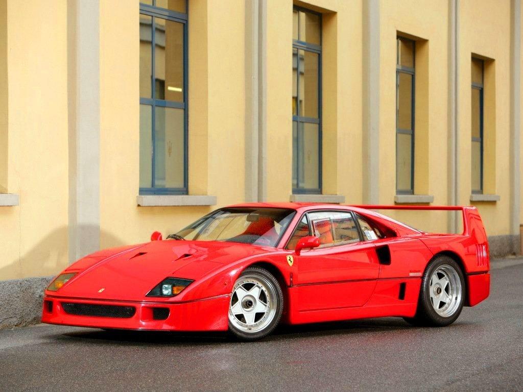 ferrari Ferrari F40