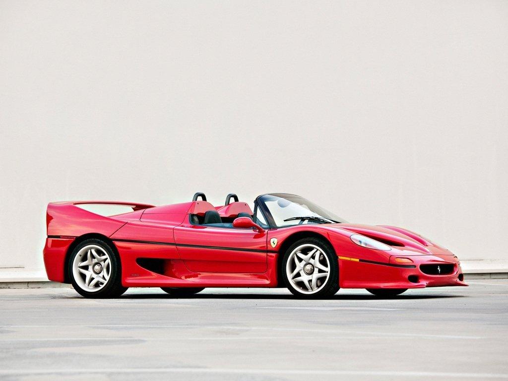 ferrari Ferrari F50