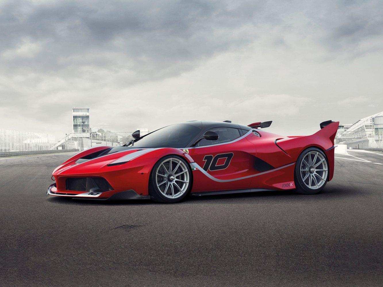 ferrari Ferrari FXX K