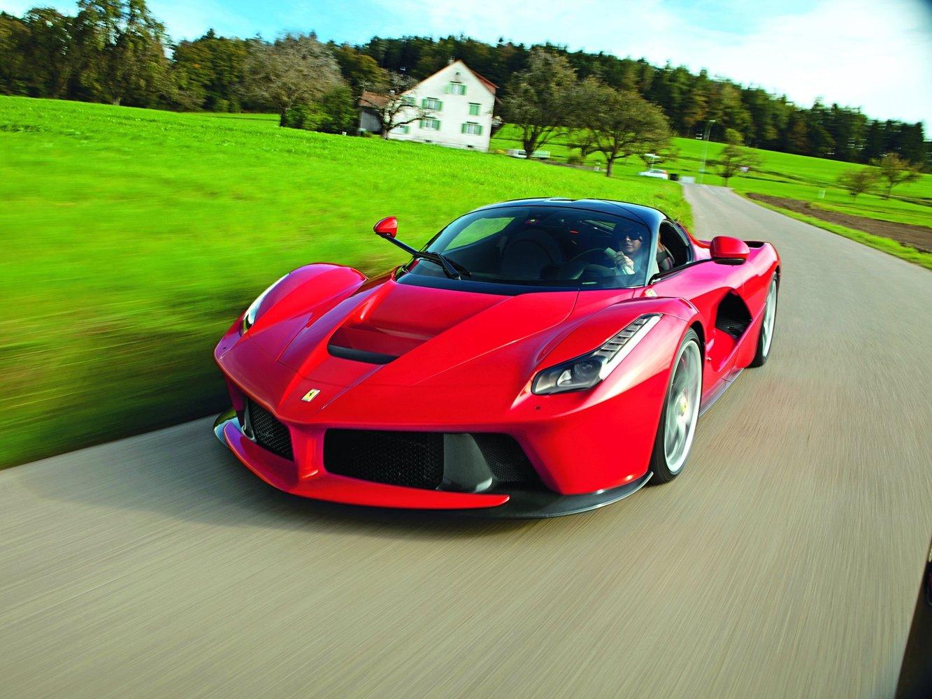 ferrari Ferrari LaFerrari